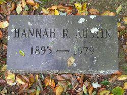 Hannah R. Austin