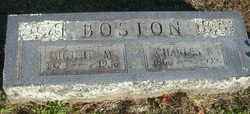 Minnie May <i>Brown</i> Boston