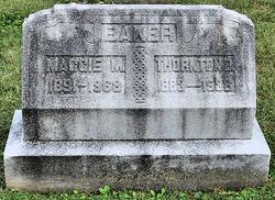 Maggie <i>Morefield</i> Baker