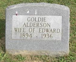 Goldie May <i>Norris</i> Alderson