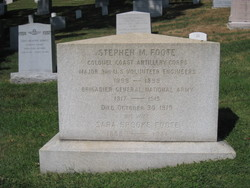 B Gen Stephen Miller Foote