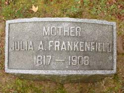 Julia Ann <i>Palmer</i> Frankenfield