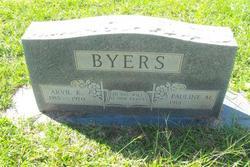 Pauline M. <i>Duke</i> Byers