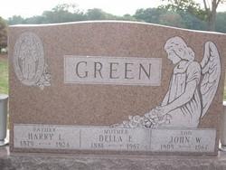 Della E <i>Botts</i> Green