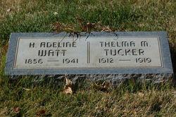H. Adeline Watt