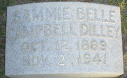 Sammie Belle <i>Campbell</i> Dilley