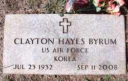Clayton Hayes Byrum