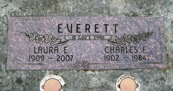 Laura Esther <i>Stone</i> Everett-Berry