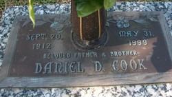 Daniel D Cook