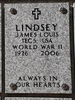 James Louis Lindsey
