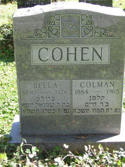 Bella <i>Newmark</i> Cohen