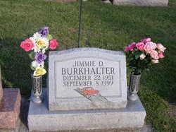 Jimmie Dean Burkhalter