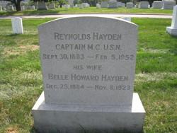 Belle <i>Howard</i> Hayden
