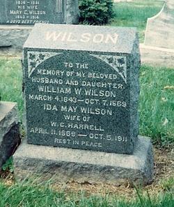 Ida Mae <i>Wilson</i> Harrell