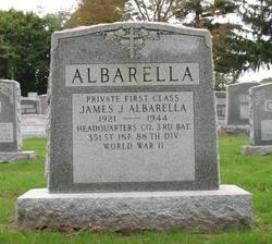 PFC James J. Albarella