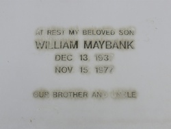 William Maybank