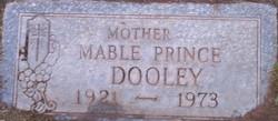 Mable <i>Prince</i> Dooley