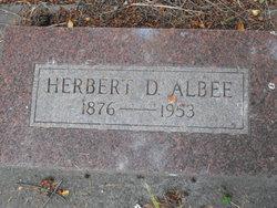 Herbert Albee