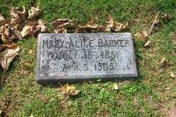 Mary Alice <i>Stingley</i> Barker