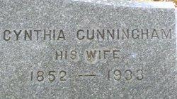 Cynthia <i>Cunningham</i> Cross