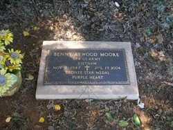 Benny Atwood Moore