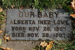 Alberta Inez Lowe