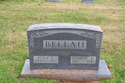 George W Bellah