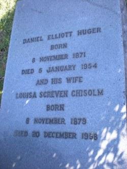 Daniel Elliott Huger