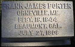 Frank James Porter