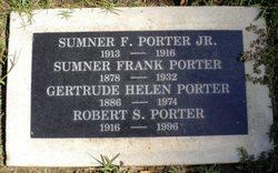 Sumner F. Porter, Jr