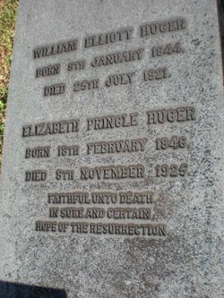 William Elliott Huger