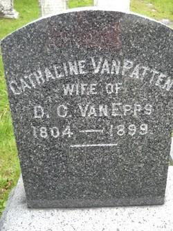 Cathaline <i>Van Patten</i> Van Epps