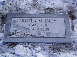 Arvilla Matilda <i>Bryant</i> Isley