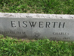 Elizabeth M <i>Casson</i> Eiswerth