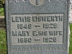 Lewis Eiswerth