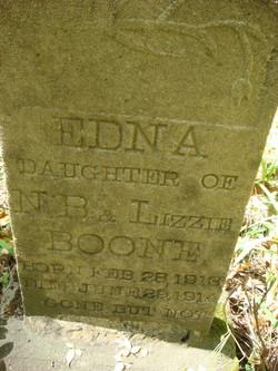 Edna Boone