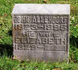 John Frederick Allendorf
