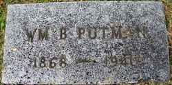 William Benjamin Putman, Sr