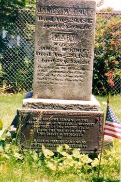 Mary 'Polly' <i>Rose</i> McKinley