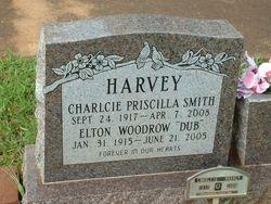 Cadlcie Prisceilla <i>Smith</i> Harvey