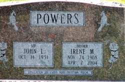 John L Powers