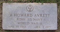 A Howard Avrett
