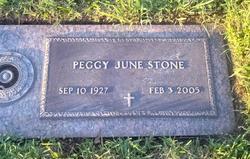 Peggy June Stone