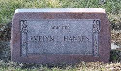 Evelyn Louise Hansen