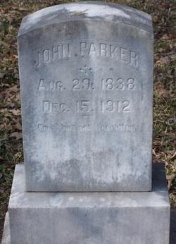John Cornbread Parker
