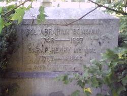Col Abraham Bowman