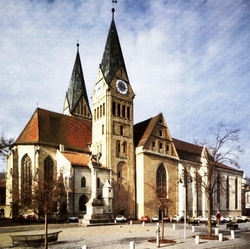 Cathedral of Eichstätt (Dom St. Salvator)