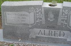 Walter Carroll Alred