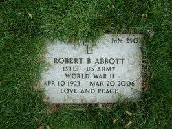 Robert Burnett Abbott
