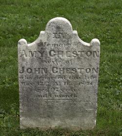 Amy Walker <i>Walker</i> Cheston